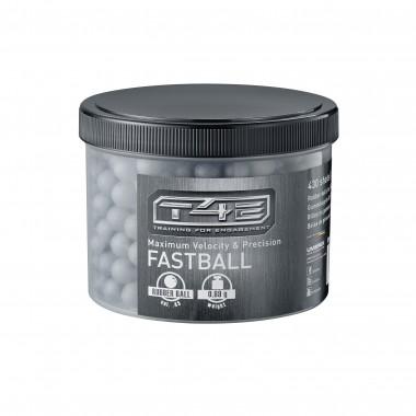 Fastballs, caoutchouc noir