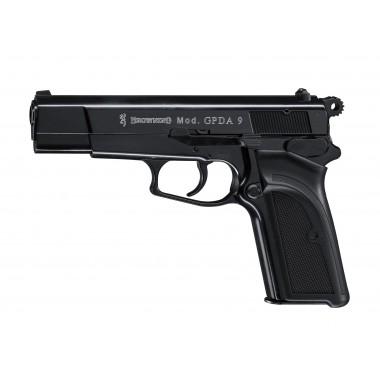 GPDA 9 - Black