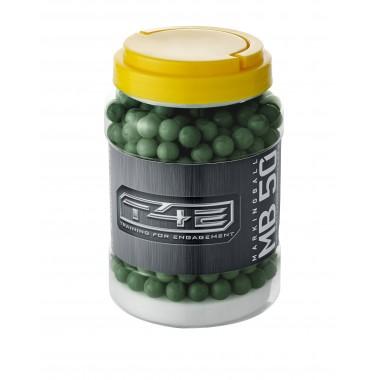 MB 50, caoutchouc vert