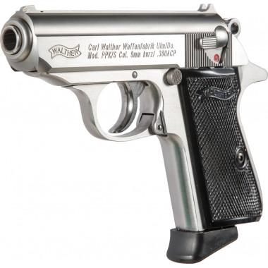 PPK/S Inox, 7 cps 380 ACP