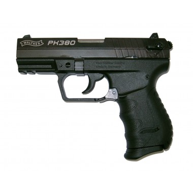 PK380 Black 380 ACP